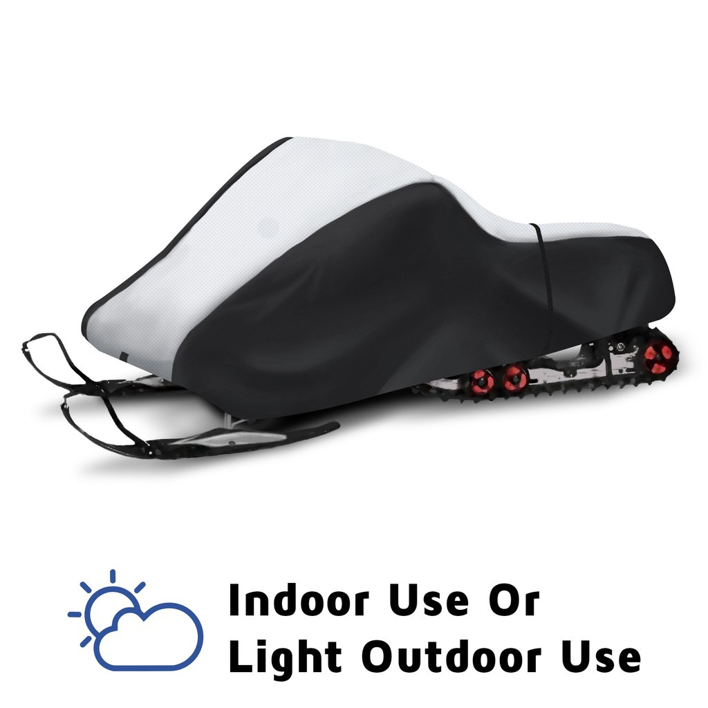 Small Snowmobile Cover Up To 100 Inches Long - Standard Edition