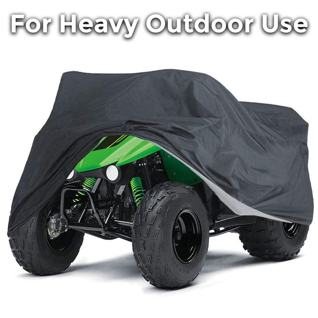 Long ATV Cover Up To 86 Inches Long - Premium Edition