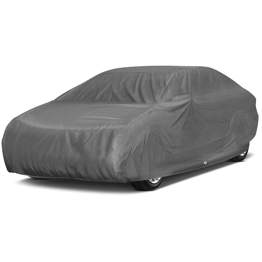 Car Cover for 2017 Ford Focus Electric 4 Door Hatchback - Basic Edition