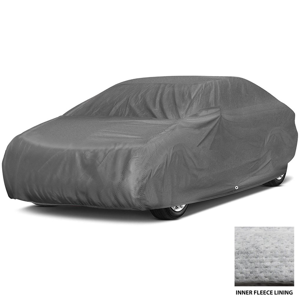 Car Cover for 2017 Fiat 500e All Body Types - Premium Edition