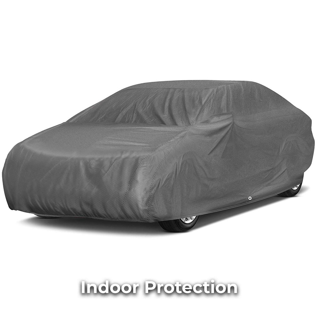 Car Cover for 2017 Ford Fiesta 4 Door Hatchback - Indoor Standard Edition