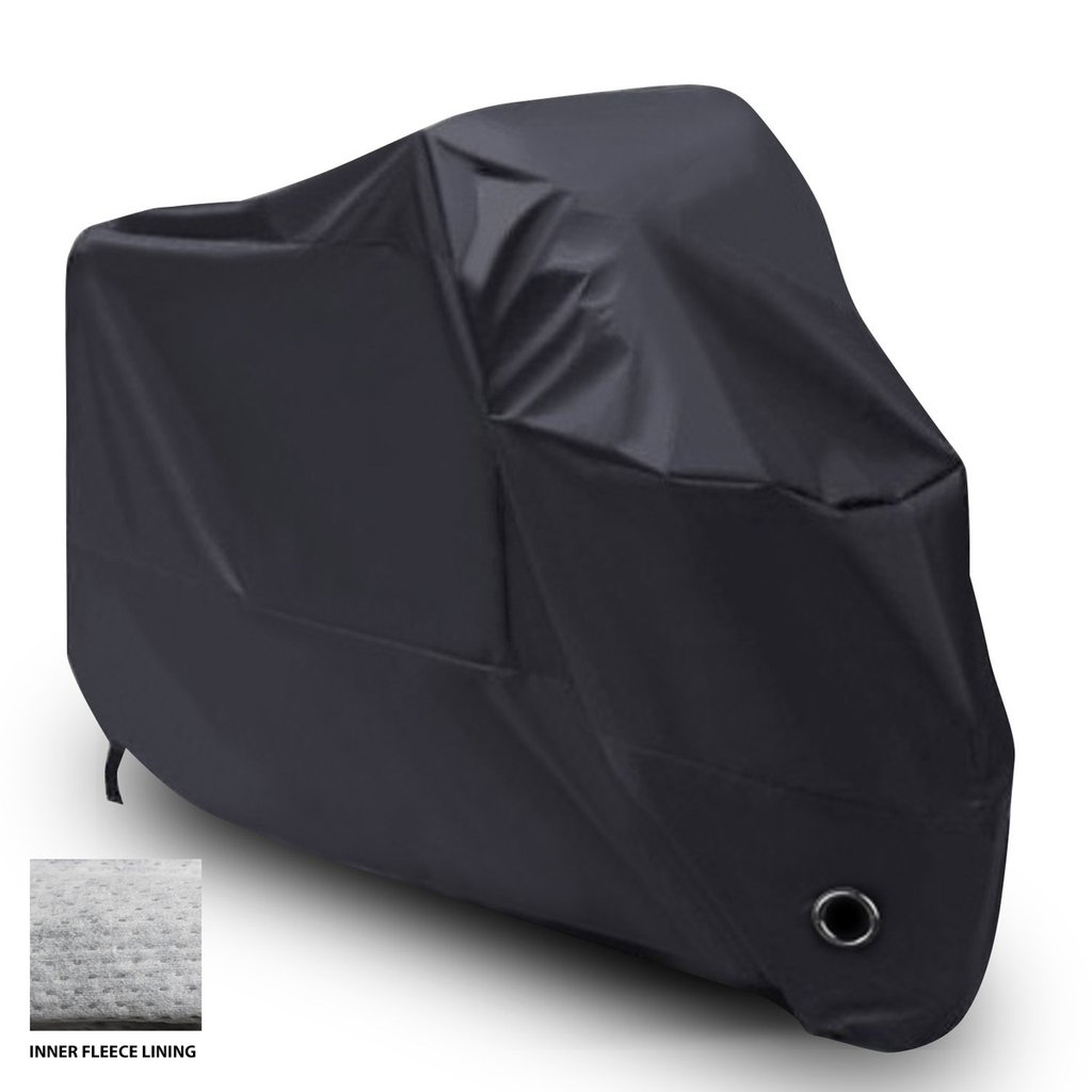 Motorcycle Cover for 2016 Harley-Davidson FLHTCUTG Tri Glide Ultra Classic  - Premium Edition