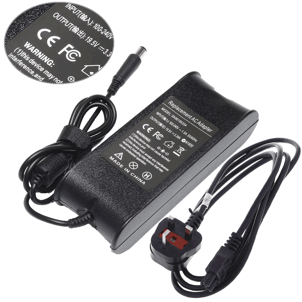 Dell Vostro 1310 Laptop Charger / Power Adapter