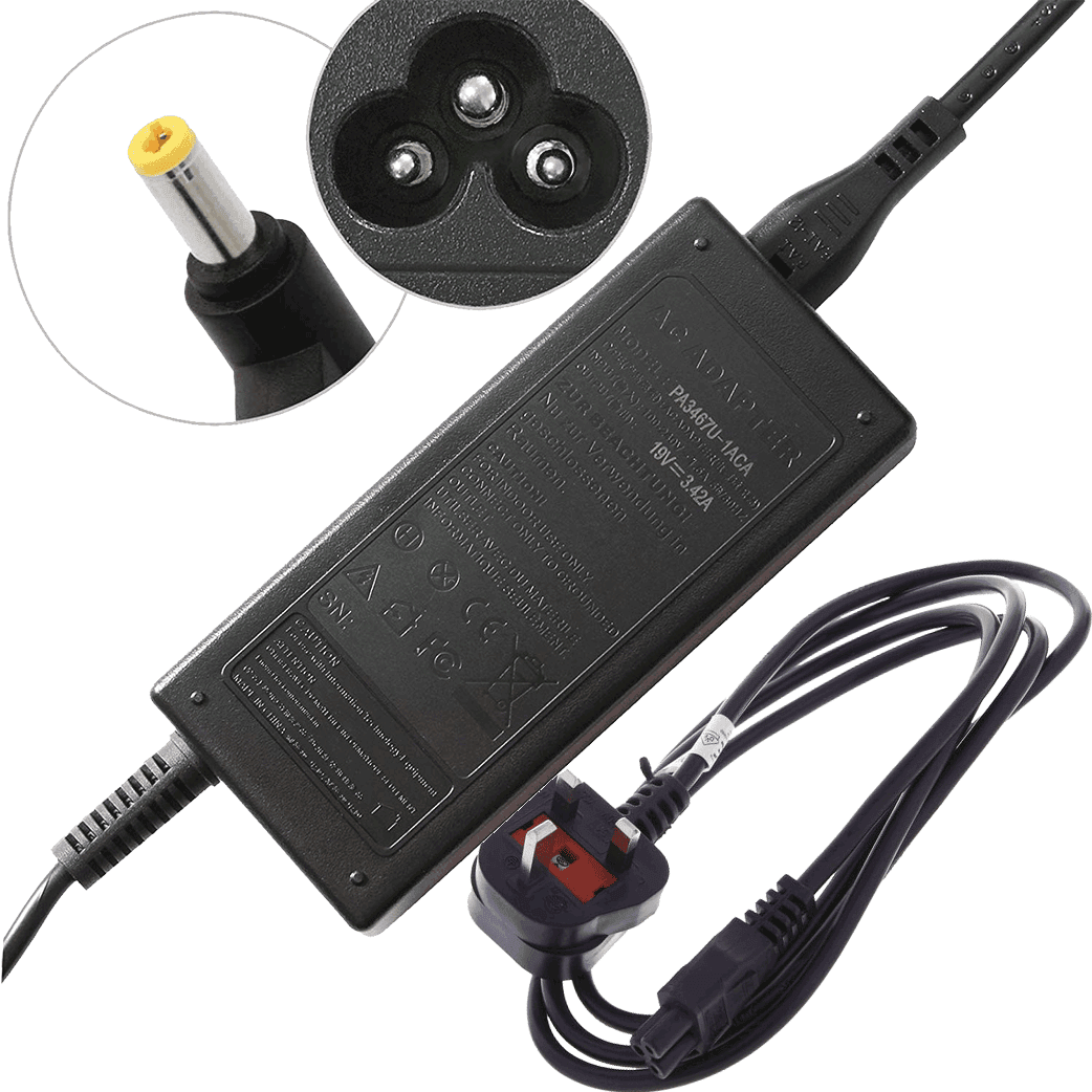 Acer Aspire 2013 Laptop Charger / Power Adapter