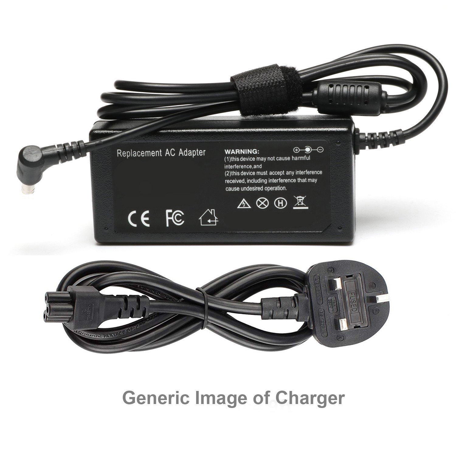 Acer Aspire 1365LCI Laptop Car Charger